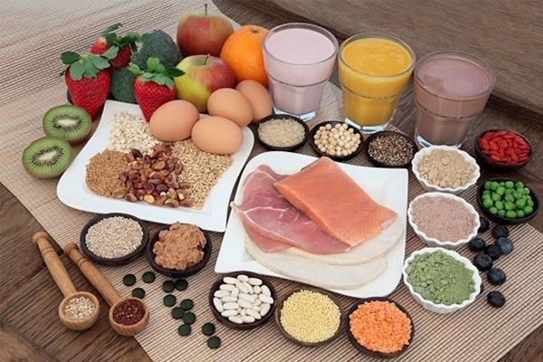 Nên cung cấp cho cơ thể đủ chất dinh dưỡng khi sử dụng Tasuamum