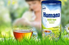Sản phẩm cốm lợi sữa Humana Still - Tee tăng tiết sữa mẹ