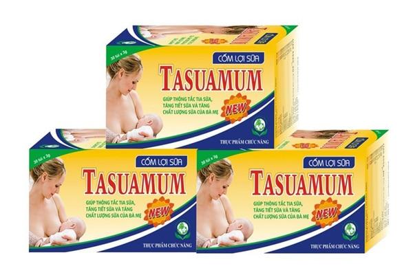 Tasuamum Gold được làm từ những dược liệu quý hiếm