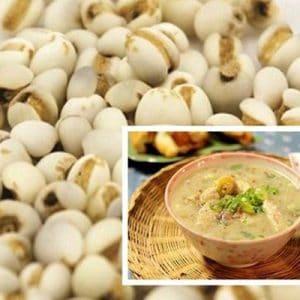 Hạt ý Dĩ rất phổ biến trong các bữa ăn của người Việt