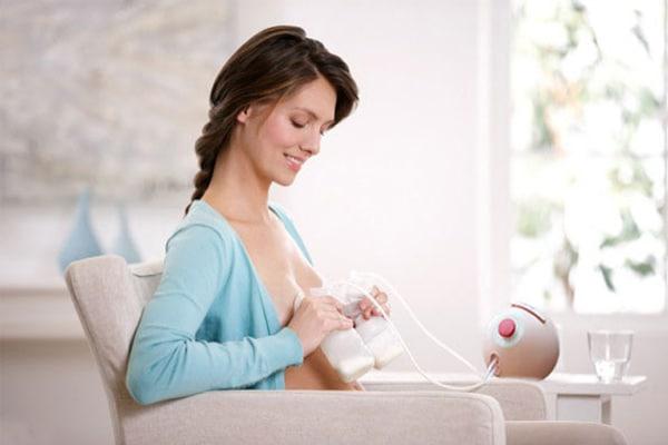 Hãy lưu ý một số điều để có được cách hút sữa tốt nhất