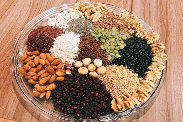 Hương vị thơm ngon của ngũ cốc có từ các loại đậu