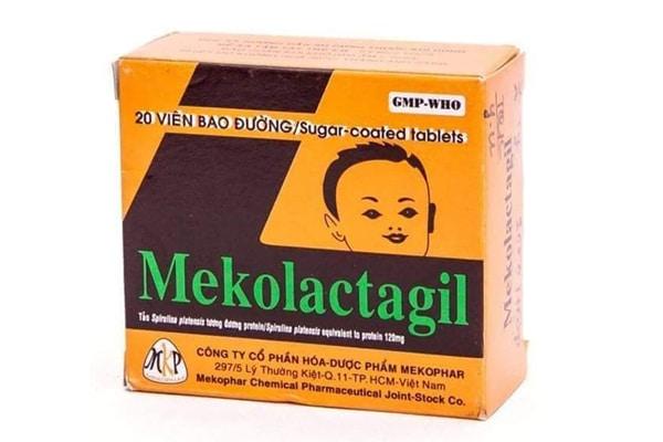 Đánh giá sản phẩm thuốc lợi sữa Mekolactagil