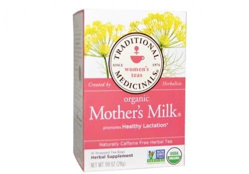Organic Mother's Milk – Trà lợi sữa dành cho mẹ sau sinh