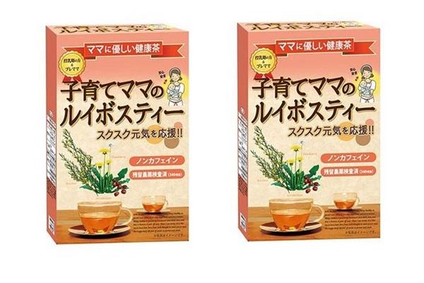 Bộ sản phẩm Hồng trà lợi sữa Showa Seiyaku của Nhật Bản