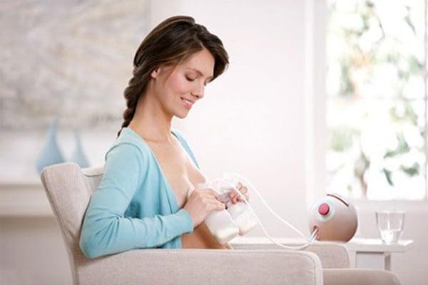 Nếu đã bị mất sữa trong thời gian quá lâu, cách vắt sữa sẽ không hiệu quả