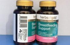 Viên lợi sữa Úc của Herbs Of Gold là sản phẩm được nhiều bà mẹ tin dùng