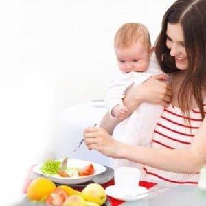 Người mẹ hạnh phúc sẽ luôn tiết ra nguồn sữa tuyệt vời