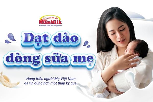 Cốm lợi sữa giúp tăng tiết sữa, cải thiện chất lượng sữa