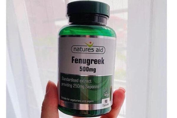 Viên uống Fenugreek thực sự cần thiết cho các bà mẹ bị ít sữa sau sinh