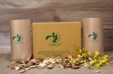 Sản phẩm trà lợi sữa Pù Mát