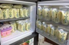 Túi trữ sữa là một trong những cách dự trữ sữa mẹ được nhiều phụ huynh lựa chọn hiện nay