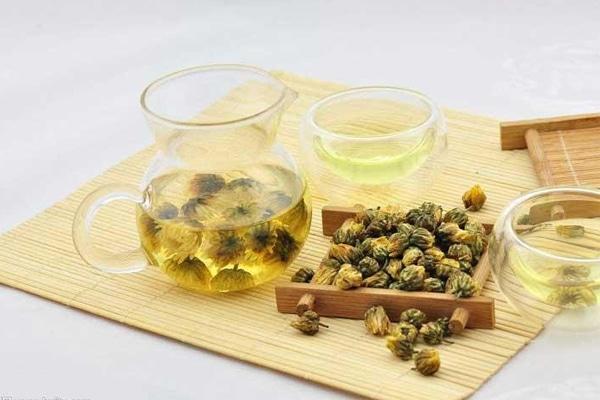 Bạn có thể tìm mua trà hoa Cúc khô ở bất cứ đâu trên thị trường