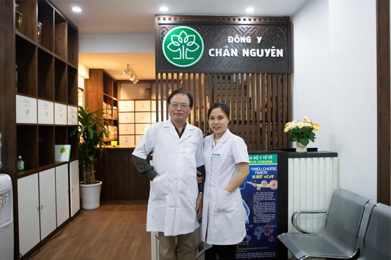 Bác Sĩ Nguyên Thị Hoa
