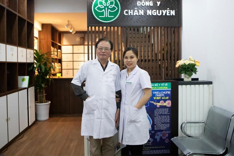 Bác Sĩ Nguyễn Thị Hoa