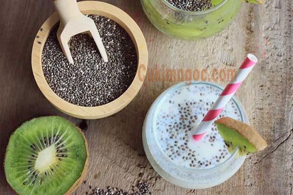 Hạt chia được xem là siêu thực phẩm bổ dưỡng cho sức khỏe