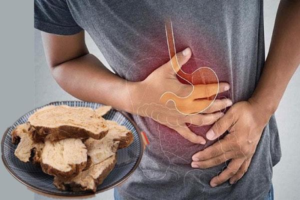 Trong vị dược liệu này cũng có chứa các thành phần chống viêm, giúp điều trị tình trạng viêm loét dạ dày, viêm đại tràng