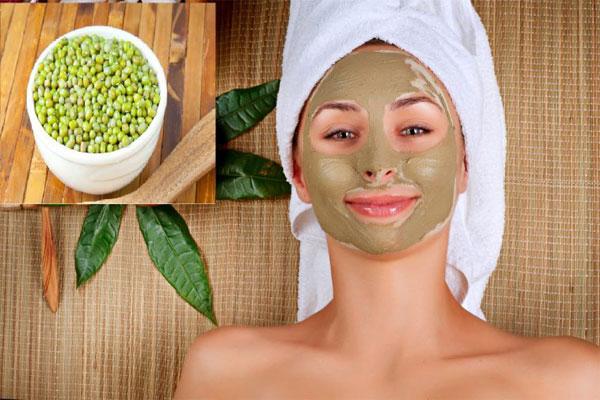 Bột đậu xanh là một phương pháp làm đẹp da an toàn và hiệu quả
