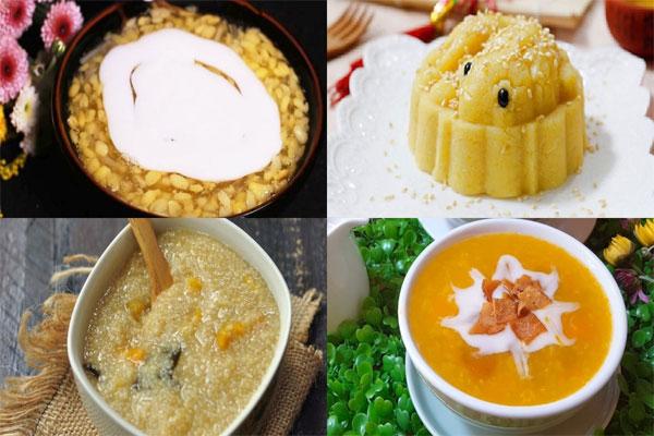 Bột đậu xanh còn được chế biến thành các món ăn tốt cho sức khỏe