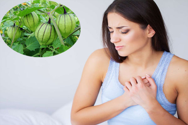 Bạn có thể áp dụng phương pháp sau khi nhận thấy mụn sưng viêm ở ngực