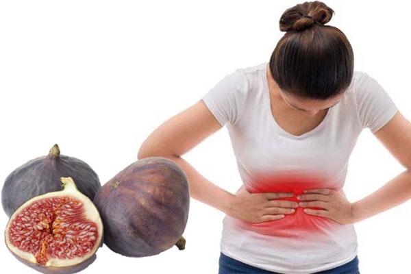 Trị viêm loét dạ dày bằng quả sung rất hiệu quả