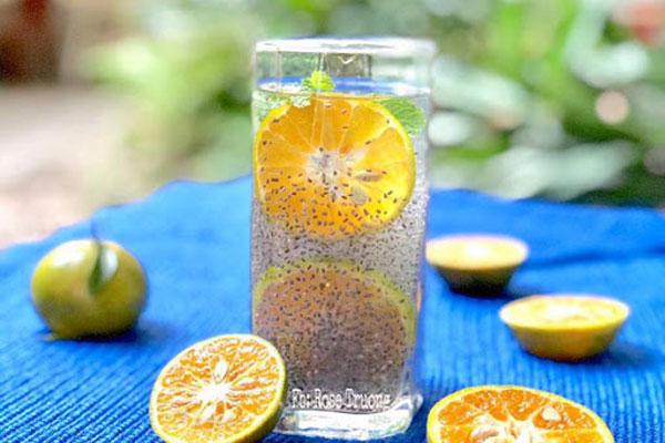 Loại nước làm từ hạt cây é có thể thanh nhiệt giải độc