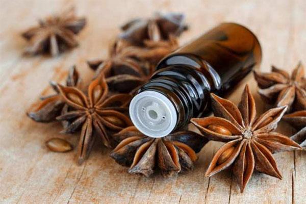 Tinh dầu được nấu từ hạt của hoa hồi