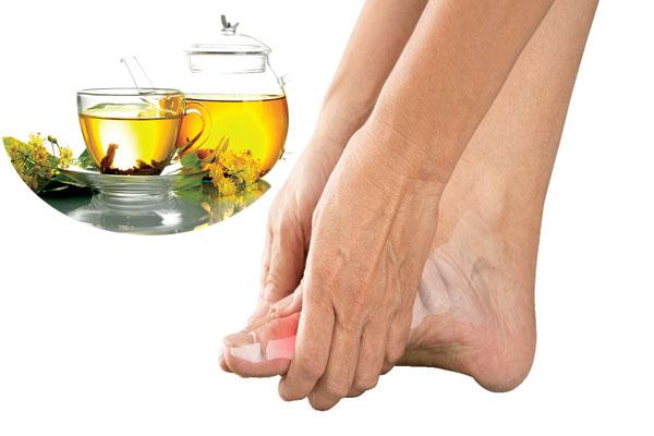 Uống nước vối giúp trị bệnh gout