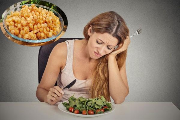 Long nhãn giúp chữa chán ăn mệt mỏi, rối loạn giấc ngủ