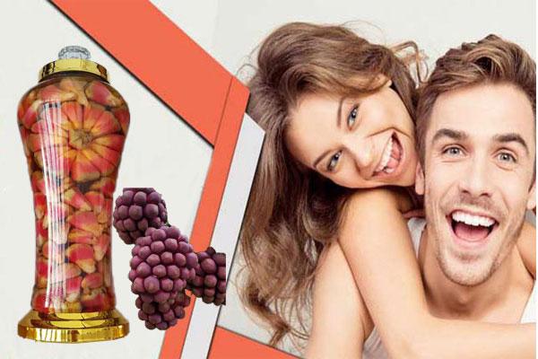Rượu quả na rừng kết hợp với các thảo dược giúp điều trị yếu sinh lý, vô sinh