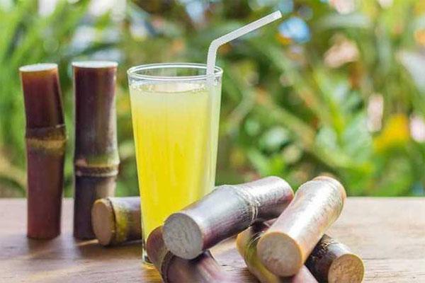 Uống nước mía giúp thanh nhiệt, giải độc