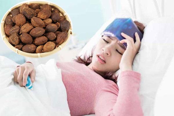 Thảo quả có tác dụng trị sốt rét