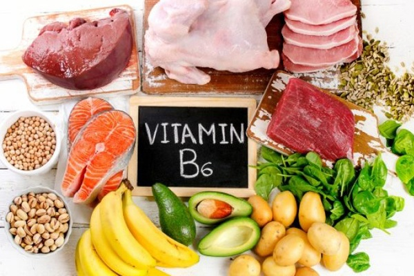 Những thực phẩm chứa nhiều vitamin B6