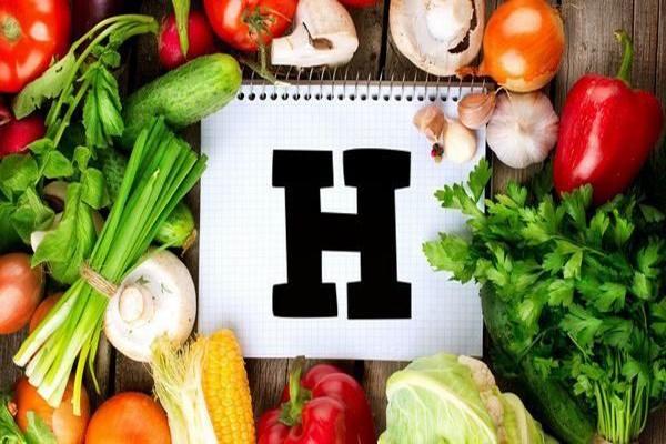 Những thực phẩm chứa nhiều vitamin H tốt cho người bị rụng tóc hói đầu