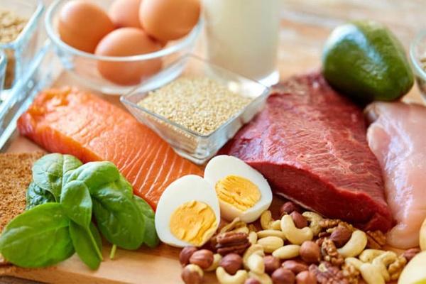 Những thực phẩm giàu protein rất tốt cho tóc