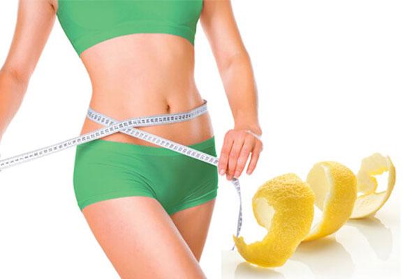 Uống nước nấu từ vỏ bưởi hằng ngày giúp giảm cân hiệu quả