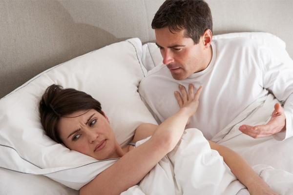 Tình trạng này dẫn đến ảnh hưởng không nhỏ đến cuộc hôn nhân
