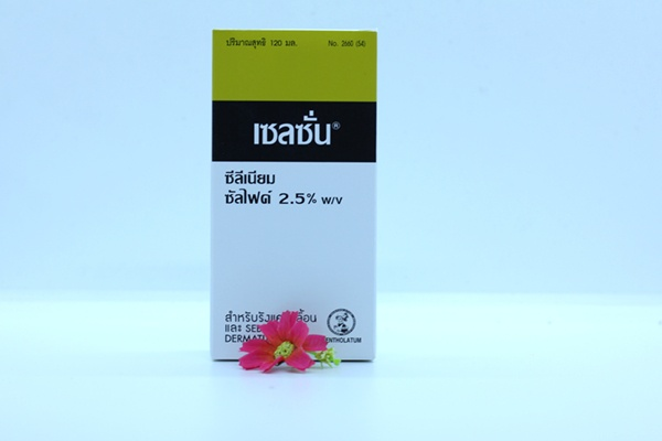 Dầu gội trị nấm da đầu Selsun Thái lan siêu hiệu quả
