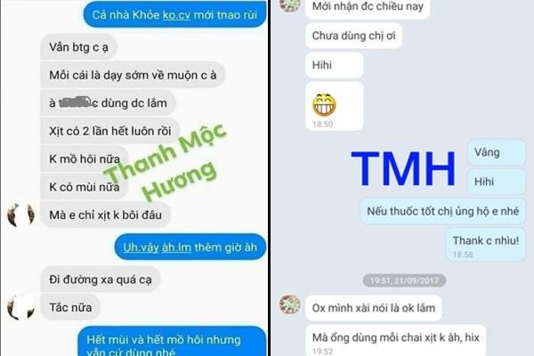 Review thuốc Thanh Mộc Hương từ người dùng