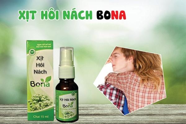 Thuốc trị hôi nách Bona