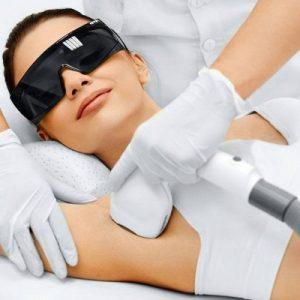 Phương pháp trị hôi nách bằng laser mang lại hiệu quả cao