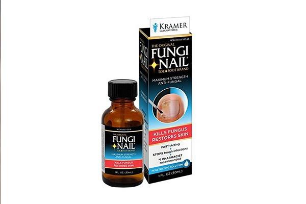 Dung dịch trị nấm móng Fungi Nail hiệu quả