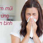 Bệnh viêm mũi dị ứng mãn tính và những điều cần biết