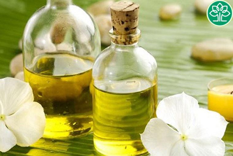 Trong tinh dầu mù u chứa rất nhiều thành phần có lợi cho người mắc viêm da cơ địa