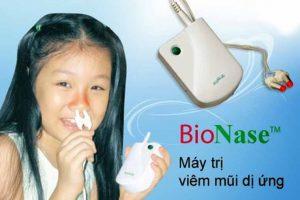 Máy trị viêm mũi dị ứng có những ưu điểm gì? Nên dùng loại nào ?