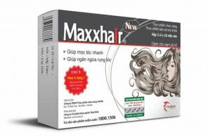 Thuốc trị rụng tóc Maxxhair