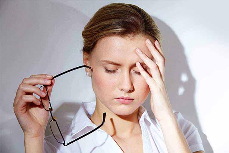 Viêm xoang cấp có thể gây ra tình trạng suy giảm thị lực