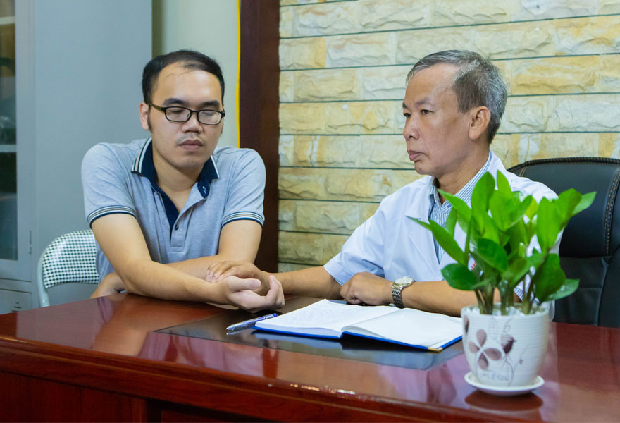 Bác sĩ: Nguyễn Văn Loãn