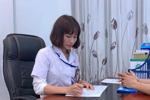Bác sĩ, thạc sĩ: Nguyễn Thị Phượng
