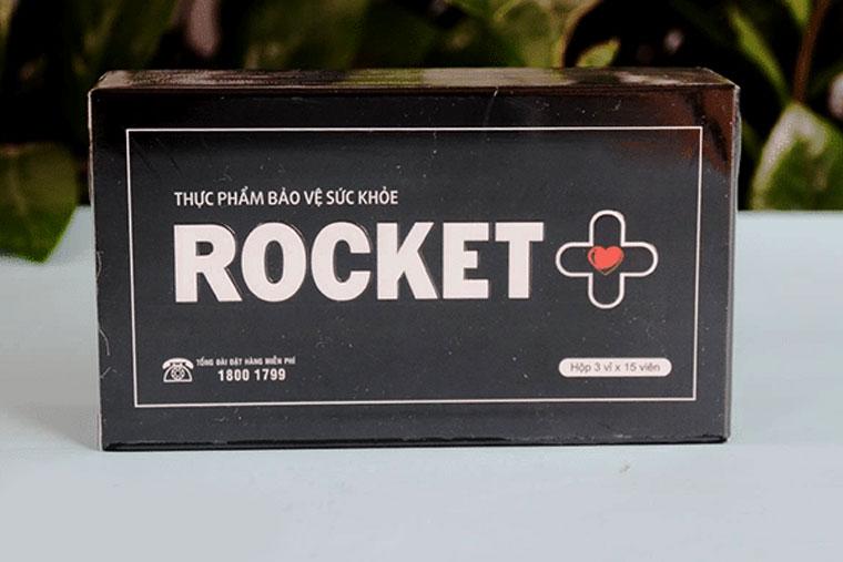 Bao bì rocket chính hãng